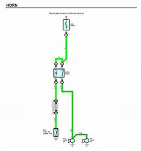 Need Horn Wiring Diagram