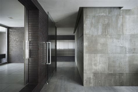 bathroom floor tiles ideas house of silence by form kouichi kimura architects