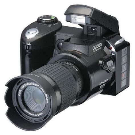 Dhl Free Digital Camera D3000 16 Times Optical Zoom