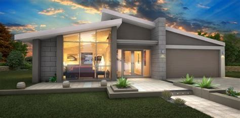 single story house design display homes perth builders