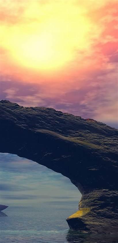 Wallpapers 8k Landscape Oneplus Rocks 6t 1080