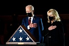 Was Brian Sicknick married? Biden honours officer killed ...