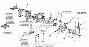 Campbell Hausfeld Pw1375 Parts Diagram For Pump Parts