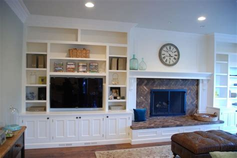built  stereo  tv cabinet   fireplace tv
