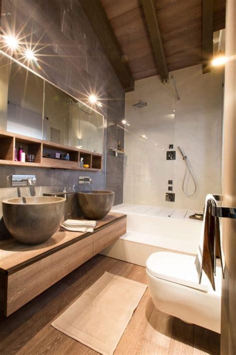 landelijke badkamers met hout badkamers voorbeelden