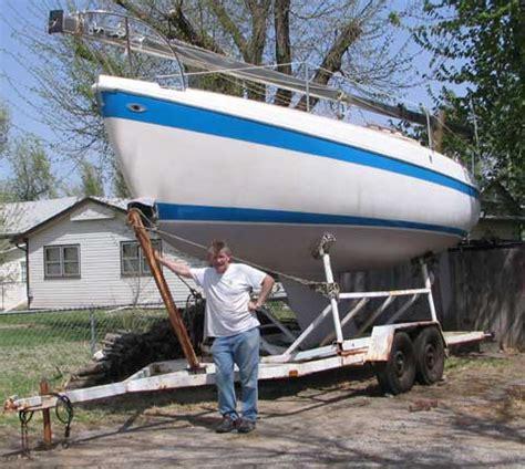 columbia  mk ii sailboat  sale