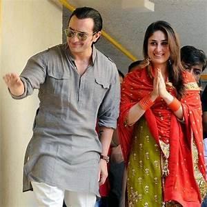 Saif and Kareena wedding pictures! - Talk Bollywood