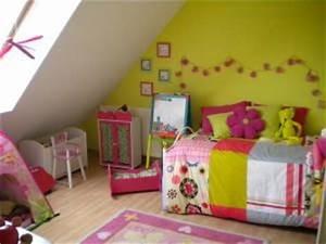 Chambre Fille 4 Ans : d co chambre pour fille 7 ans ~ Teatrodelosmanantiales.com Idées de Décoration