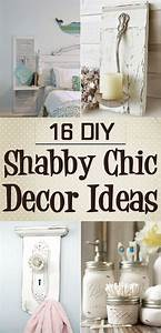 Here, You, Will, Find, 16, Different, Diy, Shabby, Chic, Decor
