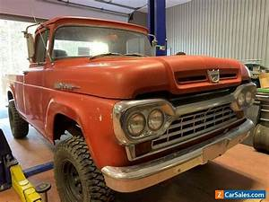 1960 Ford F-100 #ford #f100 #forsale #canada | Cars for sale, Ford mustang price, Mustang price