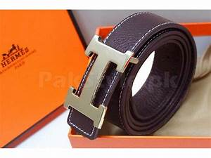 Hermes Men's Leather Belt Price in Pakistan (M003584 ...