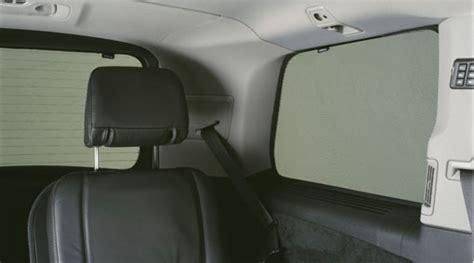 rear door sunshade kit xc