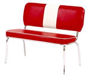 peters esszimmer 2x sitzbank verchromt rot 48x45x100 mit lehne 2er set sitzgruppe wohnbereiche esszimmer