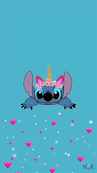 Stitch Wallpapers Disney Gambar Iphone Lilo Kartun