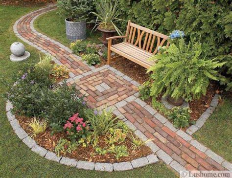 Stone Walkways And Garden Path Design Ideas