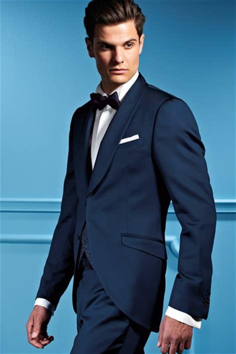 Abito uomo slim fit cerimonia estivo blu quadri vestito elegante casual blu. Abiti da Cerimonia uomo Renato Balestra by Textura