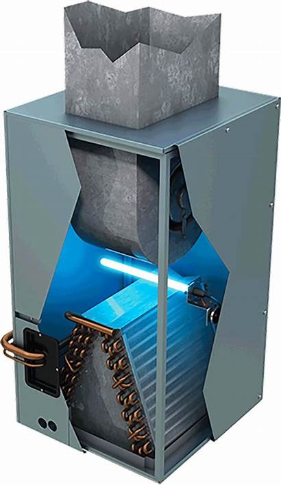 Uv Lights Ac Central System Install Coil
