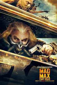 Mad Max - Fury Road - Hugh Keays-Byrne as Immortan Joe ...