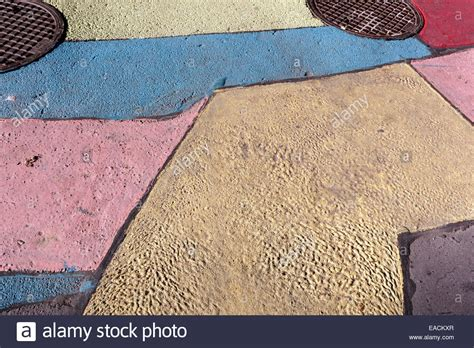 colored asphalt pavement stock photos pavement stock images alamy