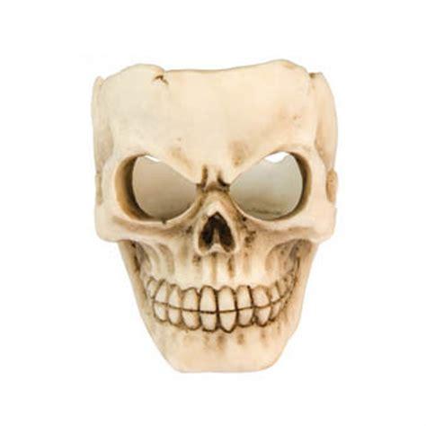 Bougeoir Tête De Mort, Décoration Halloween Féezia™