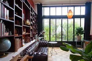 astuces decoration salon style anglais With decoration bureau style anglais