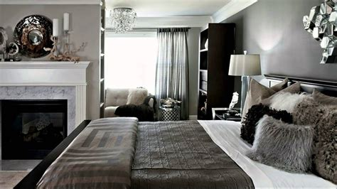 Gray Bedroom by Gorgeous And Peaceful Gray Bedrooms