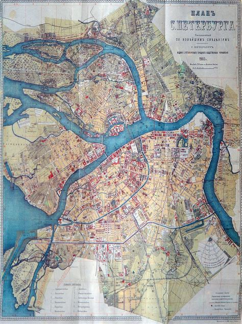 siege canal map of st petersburg maps europe