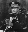 Jorge Ubico y Castañeda (1878-1946) President of Guatemala ...