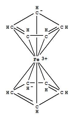 Ferricinium;Ferricinium ion; Ferrocene(1+); Ferrocenium