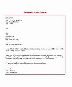 Free 8  Sample Formal Letter Layout Templates In Ms Word