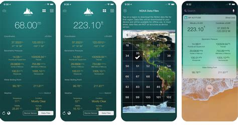 elevation app iphone altitude apps best apps to find out elevation for android