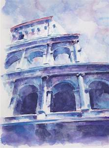 17 Best images about Roma! on Pinterest | Watercolour ...