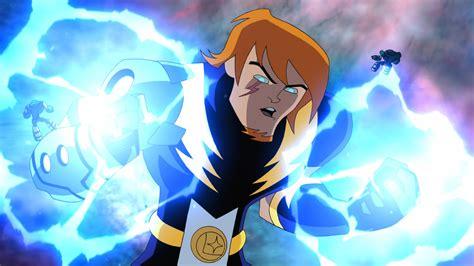 lightning lad legion of heroes dc of