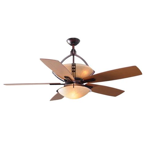 ceiling fan uplight kit hton bay miramar 60 quot ceiling fan weathered bronze dome