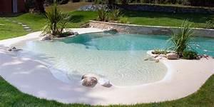 piscine forme libre avec plage 4 piscine aspect plage With piscine forme libre avec plage