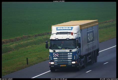 Transportfotosnl • Toon Onderwerp  Runia Transport