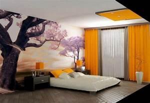 Ausgefallene tapeten ermitteln einen auff lligen for Wandtapete schlafzimmer