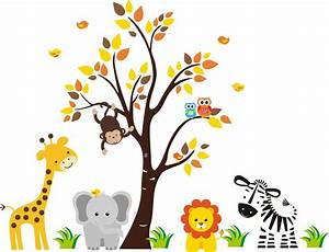 Jungle Animals - ClipArt Best