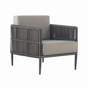 Fauteuil De Jardin En Résine : fauteuil de jardin design en r sine brin d 39 ouest ~ Teatrodelosmanantiales.com Idées de Décoration