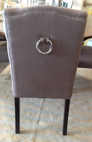 what s new wednesday upholstered dining chairs