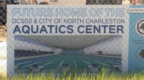 north charleston dd aquatic center aims open spring