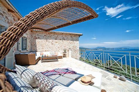 kalokairi  luxury villa  lefkada greece  sleep