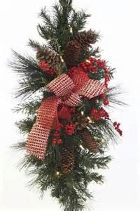 Idea Christmas Wreath Swag
