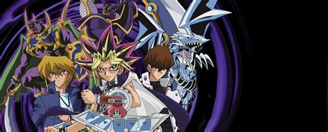 yu gi oh anime netflix yugioh series right via