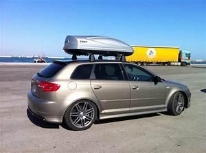 Coffre De Toit Audi A3 : coffre de toit esth tique ext rieure forum audi a3 8p 8v ~ Nature-et-papiers.com Idées de Décoration