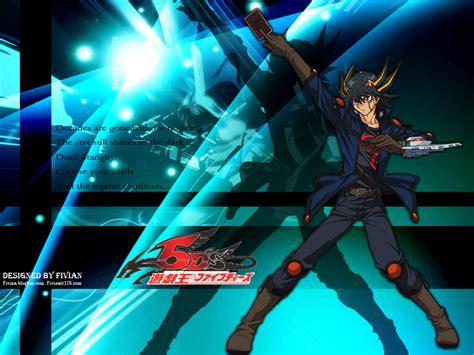 Yusei Fudo Deck Anime by 10th Anime Wallpaper Yusei By Fivian On Deviantart