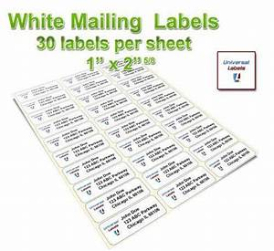 avery mailing labels 30 per sheet mailing label templates 30 per
