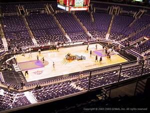Phx Suns Arena Seating Chart Talking Stick Resort Arena Section 221 Phoenix Suns
