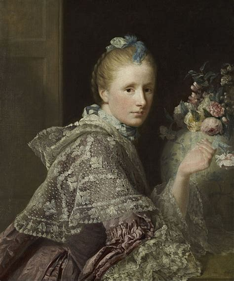 Fileallan Ramsay  The Artist's Wife Margaret Lindsay Of