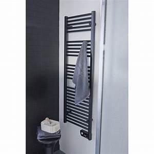 Radiateur Largeur 50 Cm : seche serviette ~ Premium-room.com Idées de Décoration